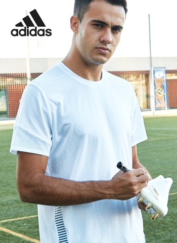 Gana unas botas firmadas por Sergio Reguilón