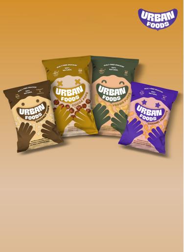 Ganha 6 Snacks grátis na tua 1ª compra