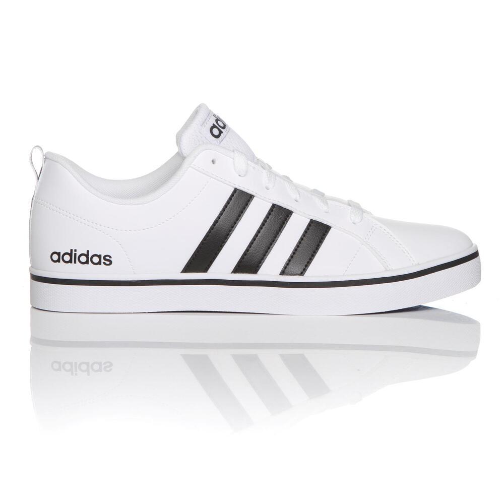 Adidas Pace  Blanca-Negra- Hombre