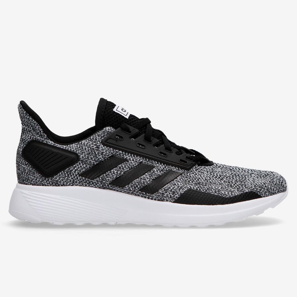 Adidas Duramo 9 - Gris - Running Hombrre