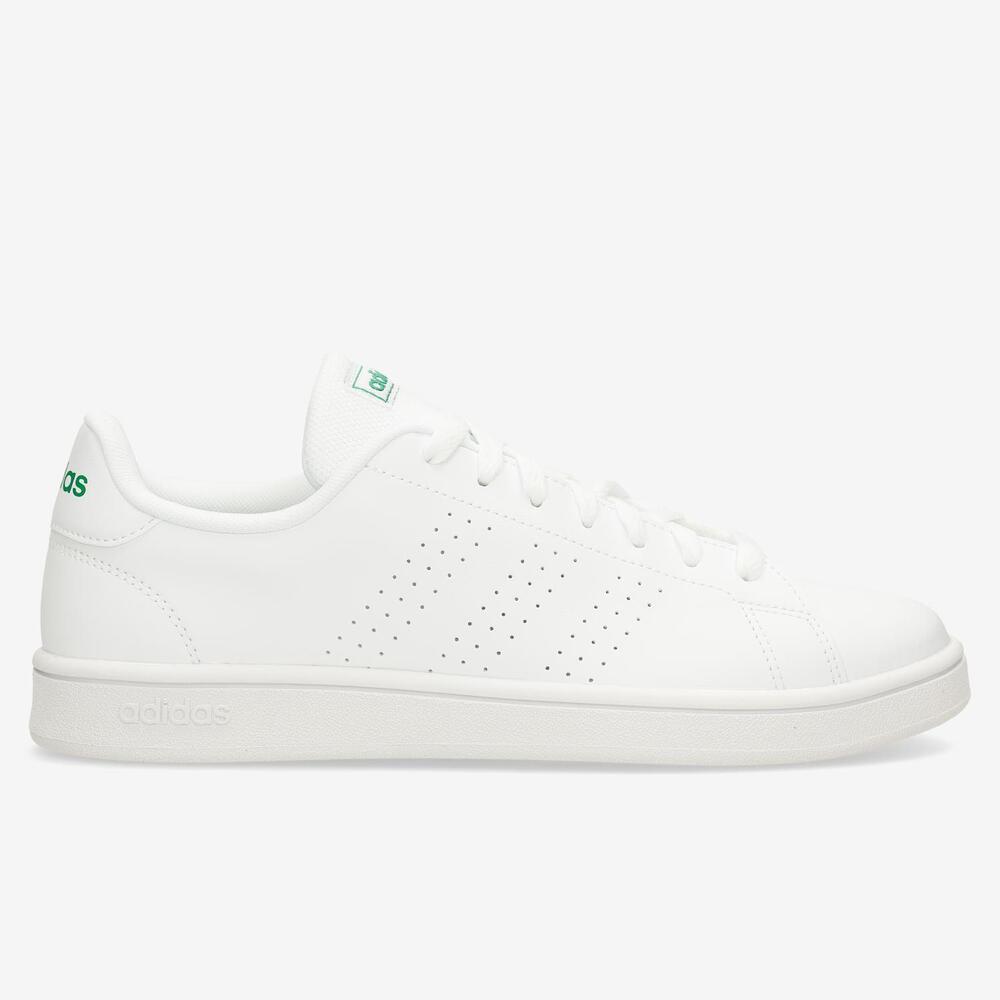Adidas Advantage Base - Blanco - Hombre