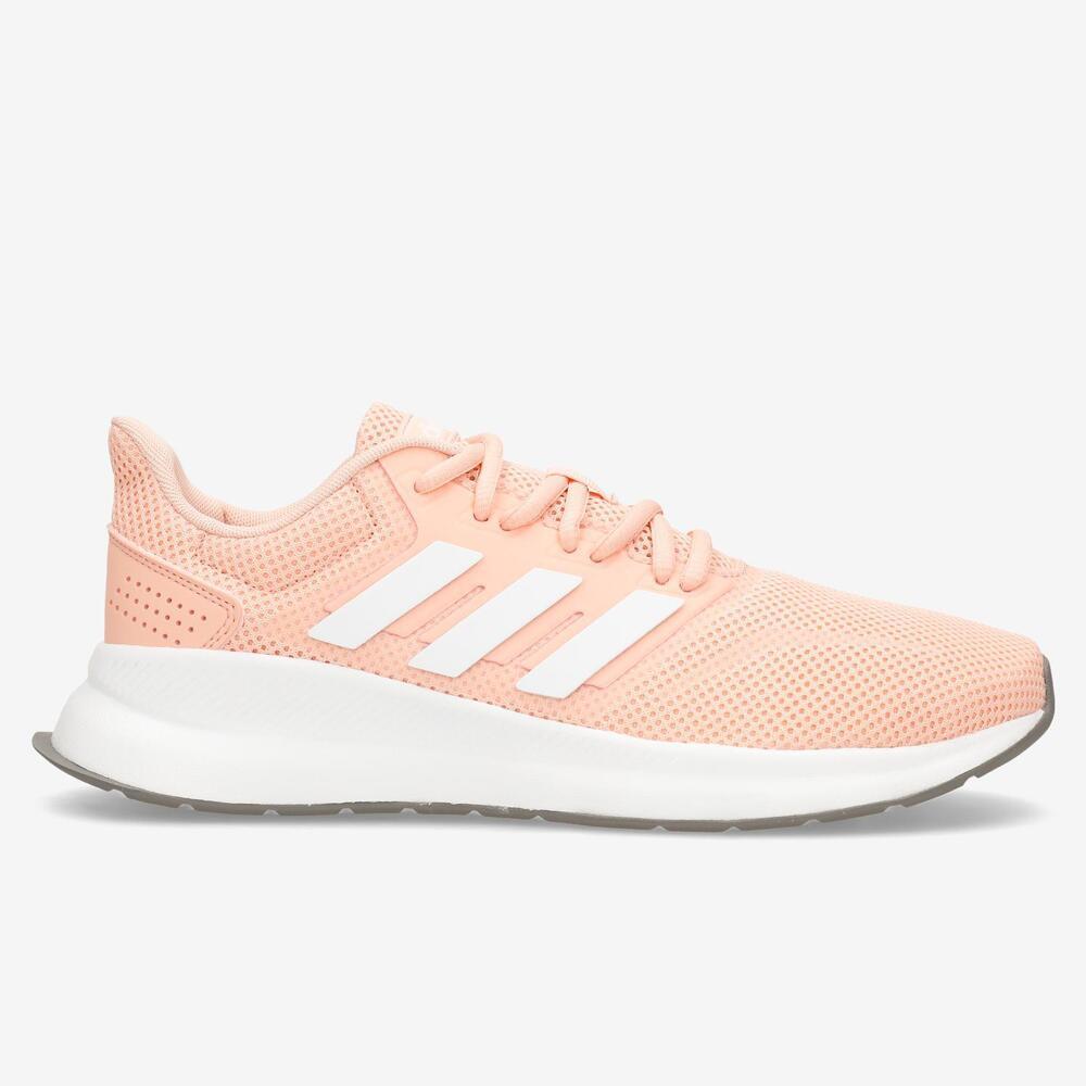 Adidas Runfalcon - Coral - Running Mujer