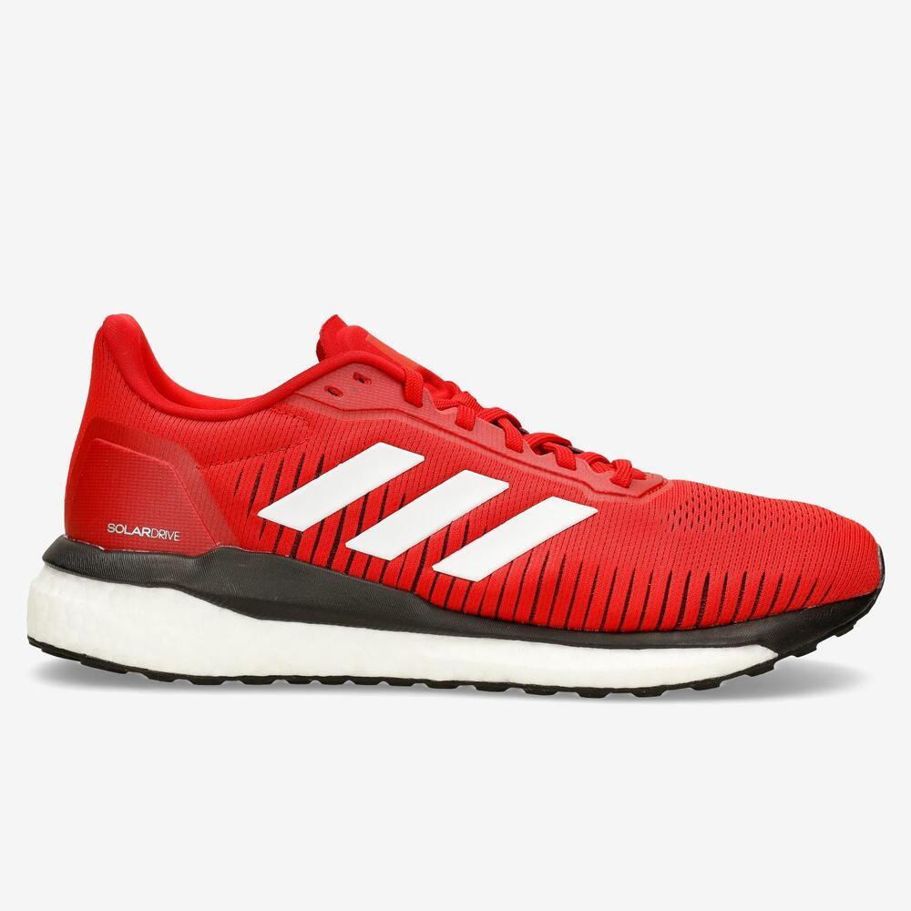 Adidas Solar Drive 19M Rojo Running Hombre