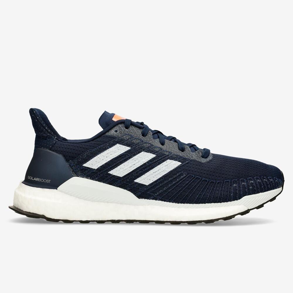Adidas Solar Boost 19 M - Marino - Running Hombre