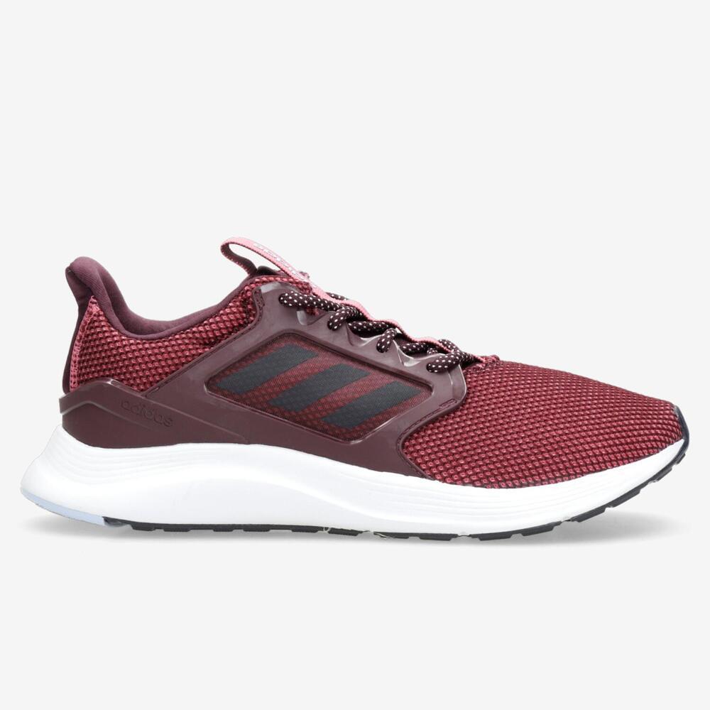 Adidas Energyfalcon - Vino - Running Mujer