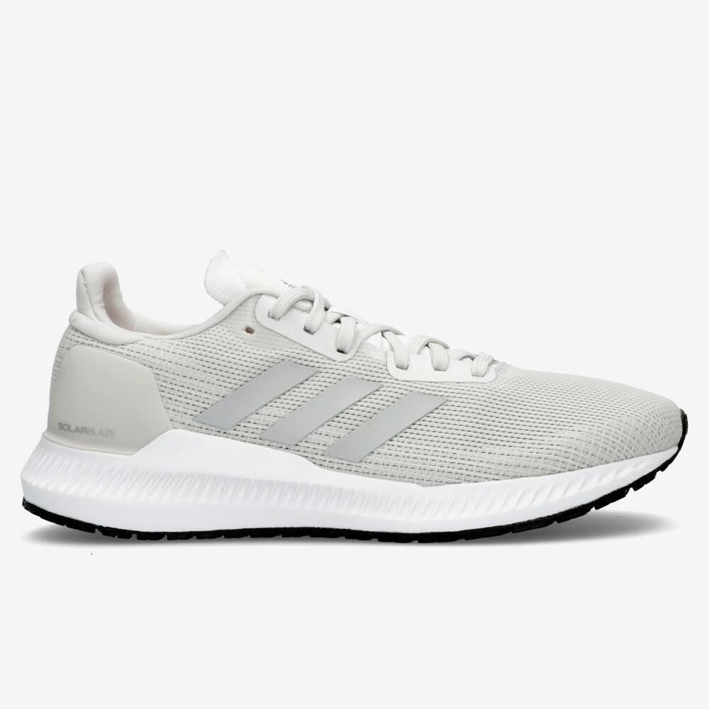 Adidas Solar Blaze - Blanco - Running Mujer
