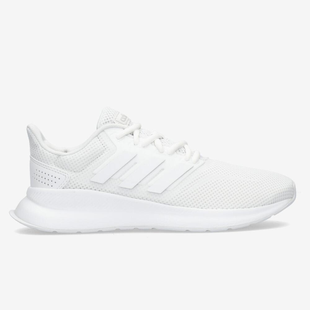 Adidas Runfalcon - Blanco - Running Mujer