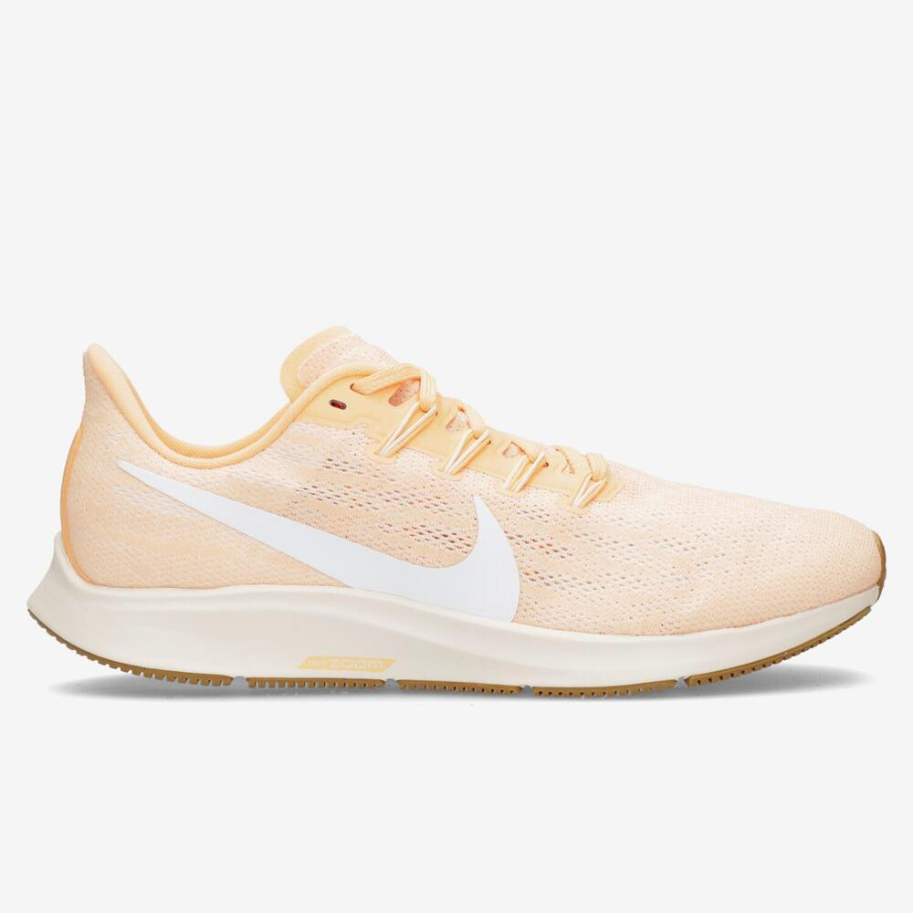 Nike Air Zoom Pegasus 36 - Coral - Running Mujer