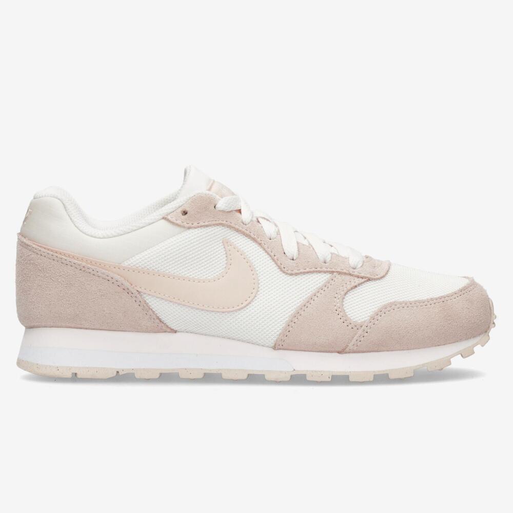 Nike MD Runner 2 - Blanco - Mujer