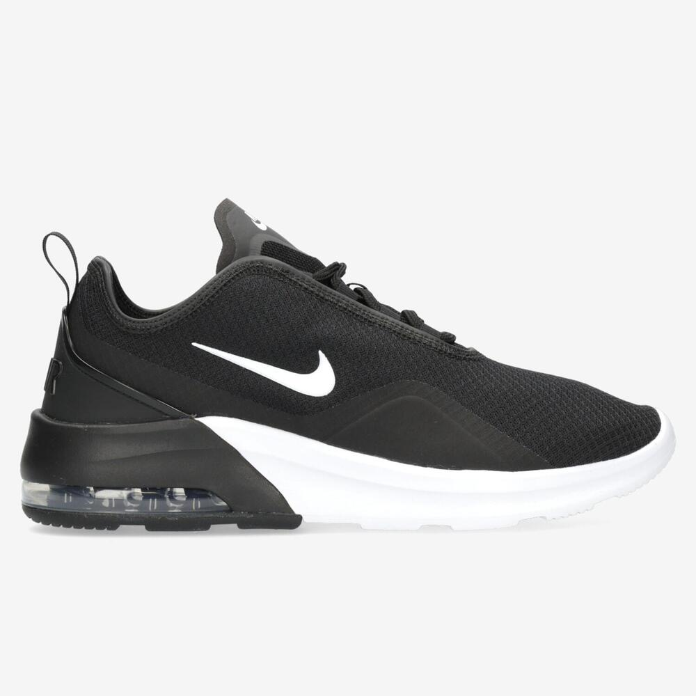 Nike Air Max Motion 2  Negras Hombre