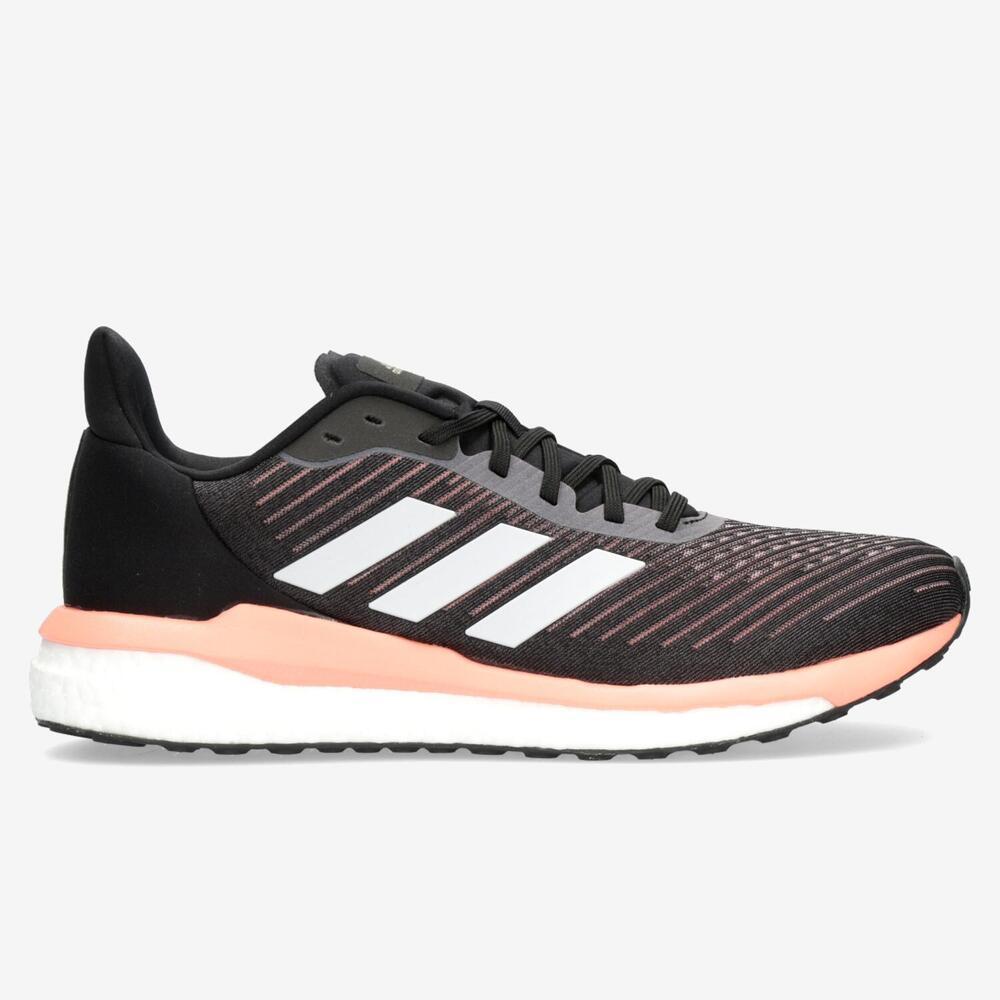Adidas Solar Drive 20 - Rojo - Running Hombre