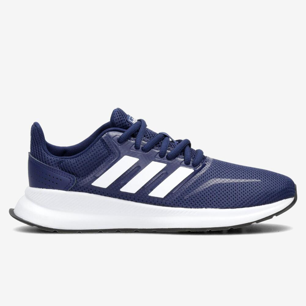 Adidas Runfalcon - Marino - Running Chico