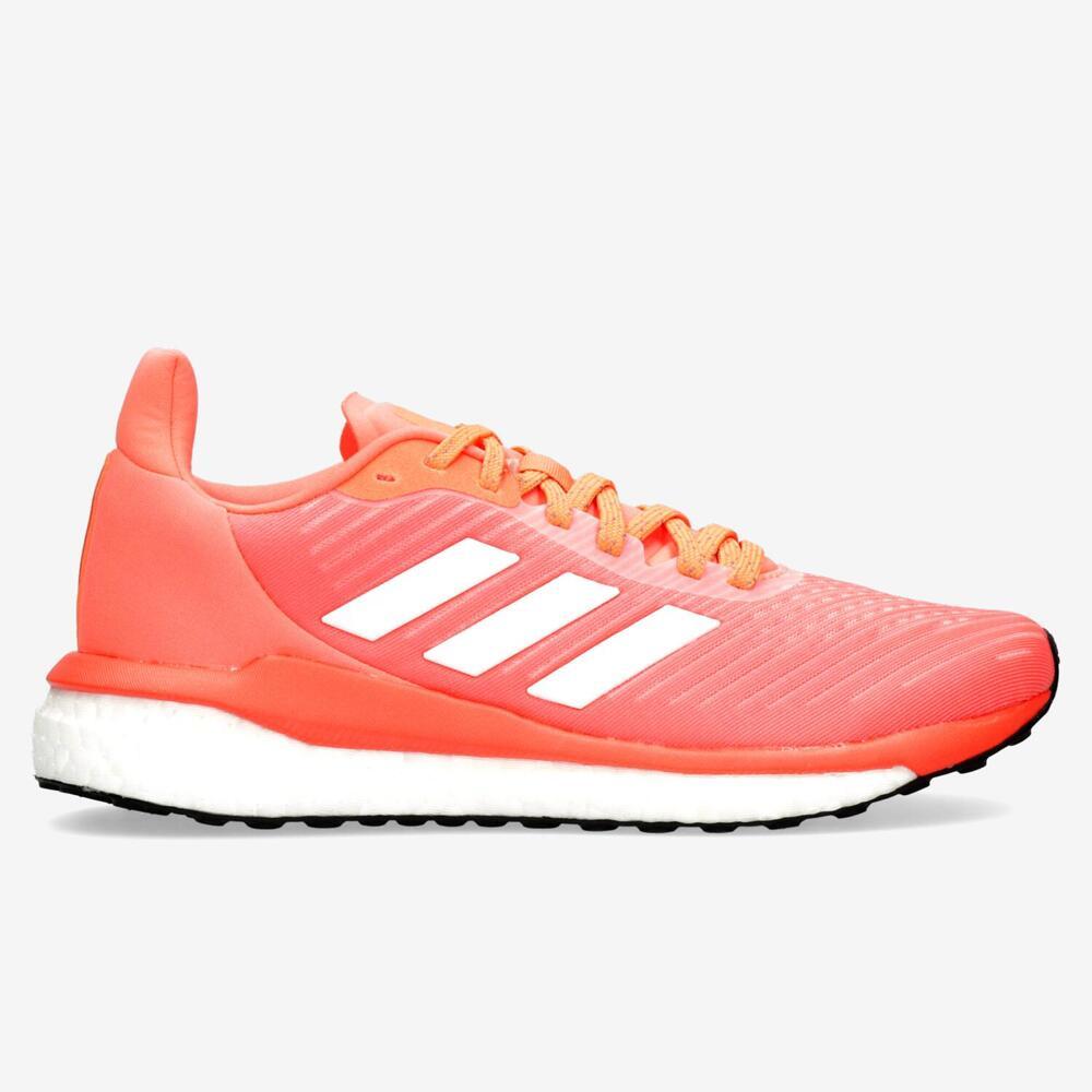 Adidas Solar Drive 19 - Coral - Running Mujer