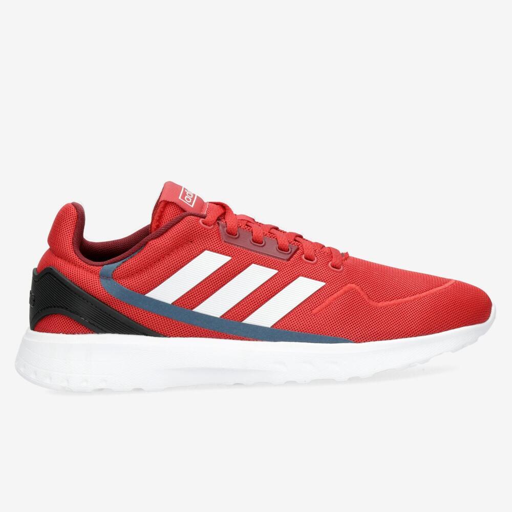 Adidas Nebula Zed - Rojo - Hombre