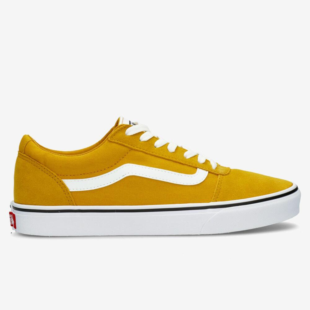 Vans Ward - Mostaza - Skate Hombre