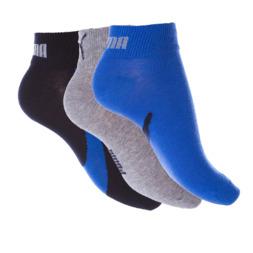 Calcetines Tobillero PUMA Marino Gris Azul