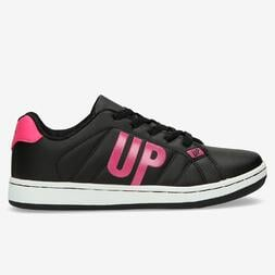 Zapatillas UP Negro Mujer