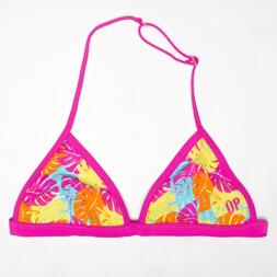 Top Bikini UP Hojas Niña (10-16)