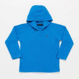 Sudadera Polar Capucha Up Basic