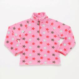 Forro Polar UP BASIC Estampado Rosa Niña (2-8)