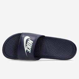 Palacio loseta Confirmación  Nike Benassi - Negro - Chanclas Hombre | Sprinter