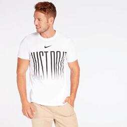 Camiseta Nike Blanca