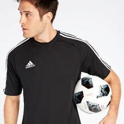 Camiseta adidas Estro 15 Gris