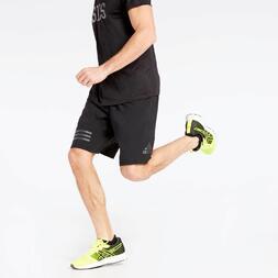 Pantalón Corto adidas Training Negro