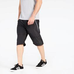 Pantalón Pirata Negro Silver Essentials