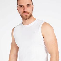 Camiseta Blanca Up Basic