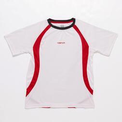 Camiseta Fútbol Niños Dafor Blanca