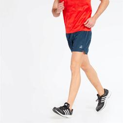 Pantalón Running Azul Marino Ipso Basic
