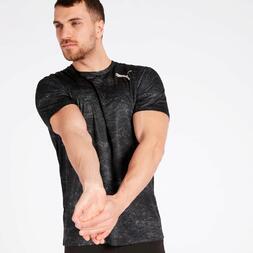 Camiseta Puma Essential Negra