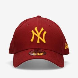 Gorra NY Yankees New Era Roja