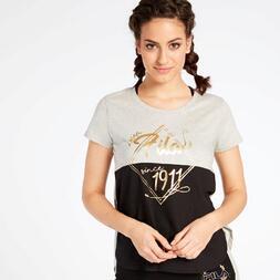 Camiseta Fila Karen Gris