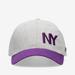 Gorra Gris Mujer Silver