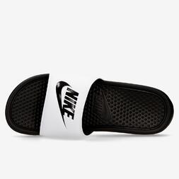 Nike Benassi - Negro - Chanclas Pala Hombre | Sprinter