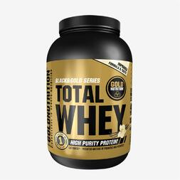 Proteina Whey Vainilla Gold Nutrition 1Kg