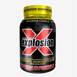 L-Carnitina Extreme Cut Explosion Gold Nutrition 120cap