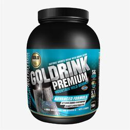 Bebida Isotónica Gold Nutrition Frutos Silvestres 750gr