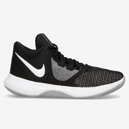 5e2e7c52ed Nike Air Precisión II - Blanco - Bota Basket Hombre