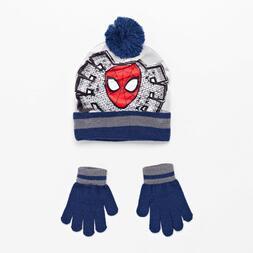 Guantes&Gorro Spiderman
