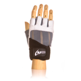 Guantes Fitness ILICO Gris