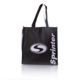 Bolsa Reutilizable Sprinter en color Negro