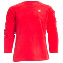 Sudadera Roja UP Polar Manga Larga Niño (10-16)
