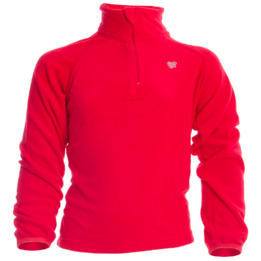 Sudadera UP Polar Manga Larga Rojo Niño (10-16)