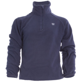 Sudadera polar Up azul marino (10-16)