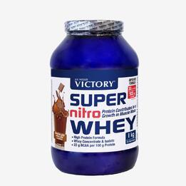 Proteína Super Nitro Whey VIctory 1Kg
