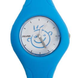 Reloj Niño Silver Azul
