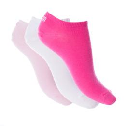 Calcetines Invisible PUMA Rosa Fucsia Blanco